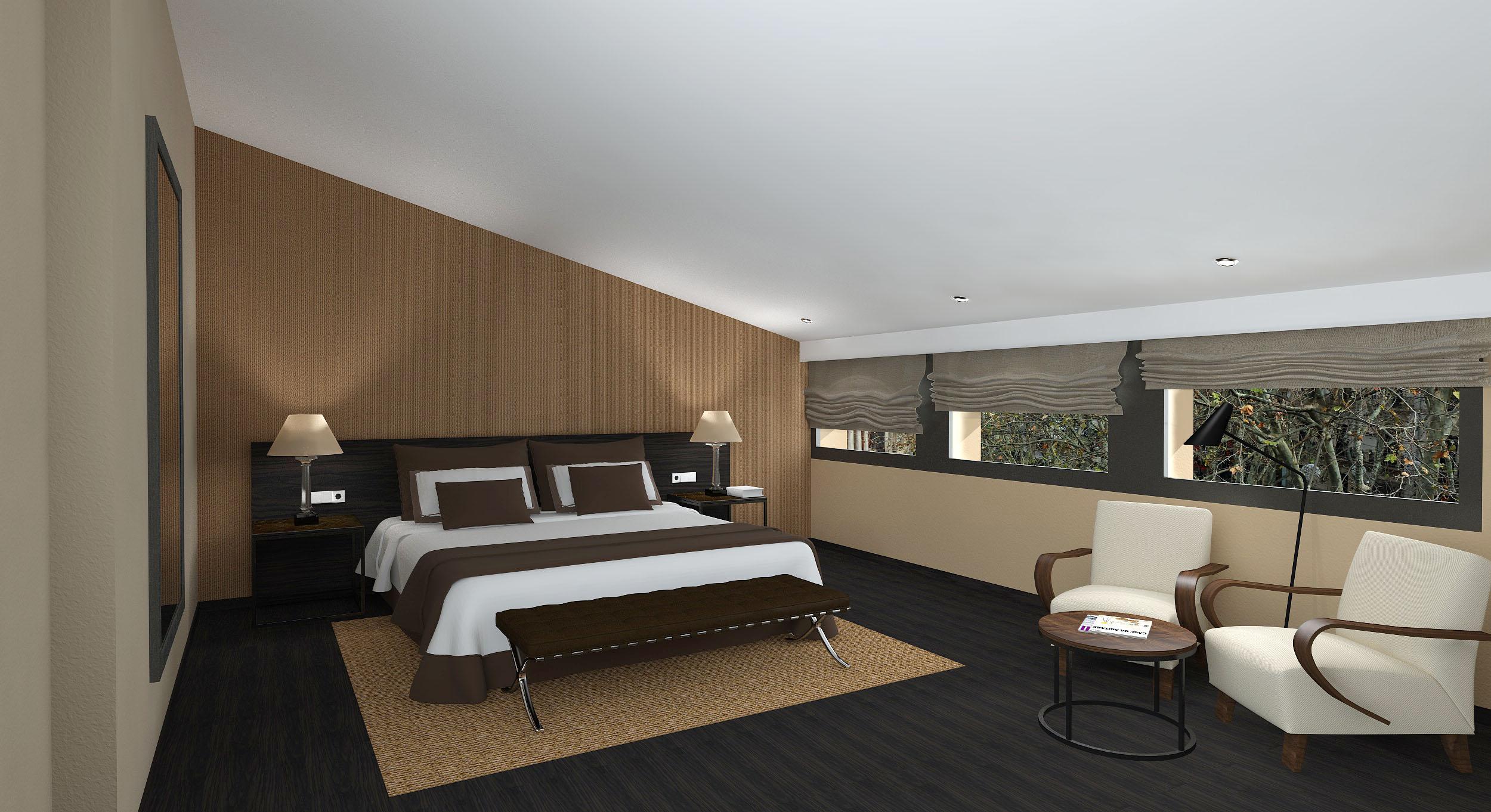 Luxury Boutique Hotel Can Alomar - Schönes, geräumiges Deluxe-Zimmer