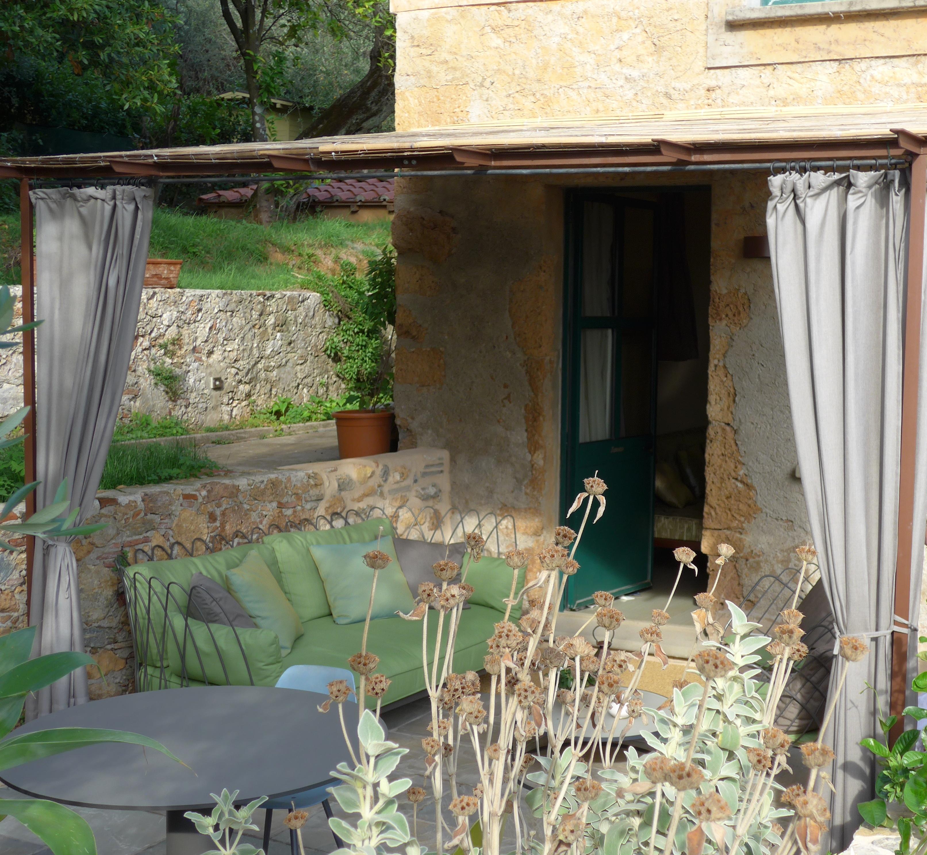 Locanda al Colle_Familiensuite mit privater Terrasse