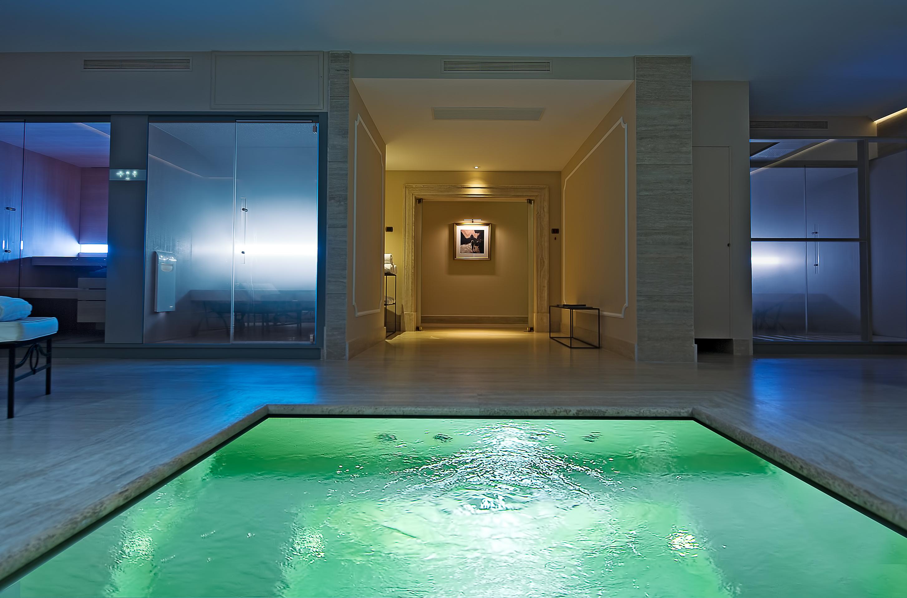 Hotel Aldrovandi Villa Borghese - Wellness/SPA