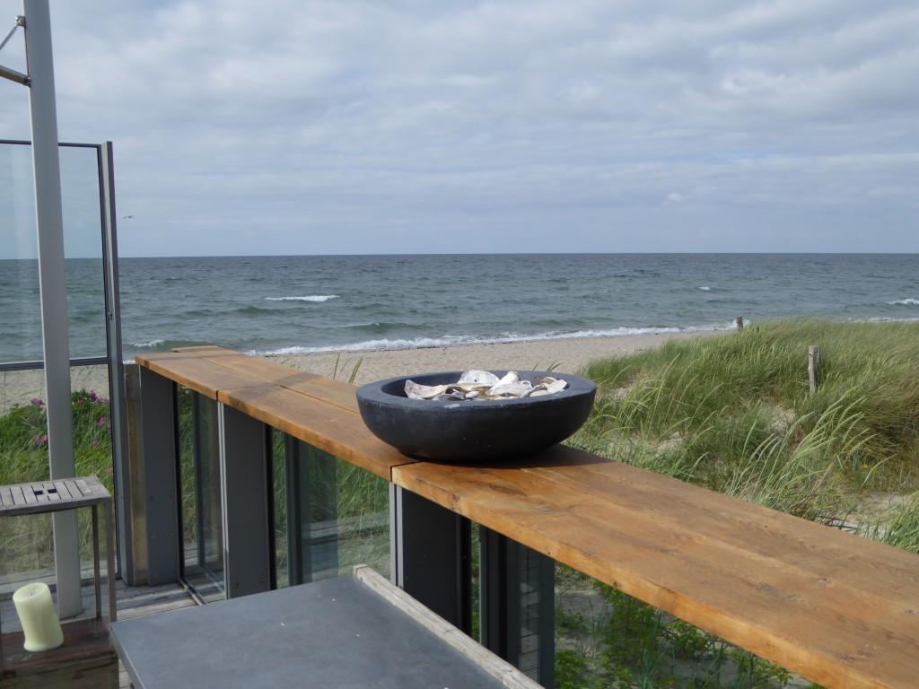Die Ostsee direkt vor der Tür!